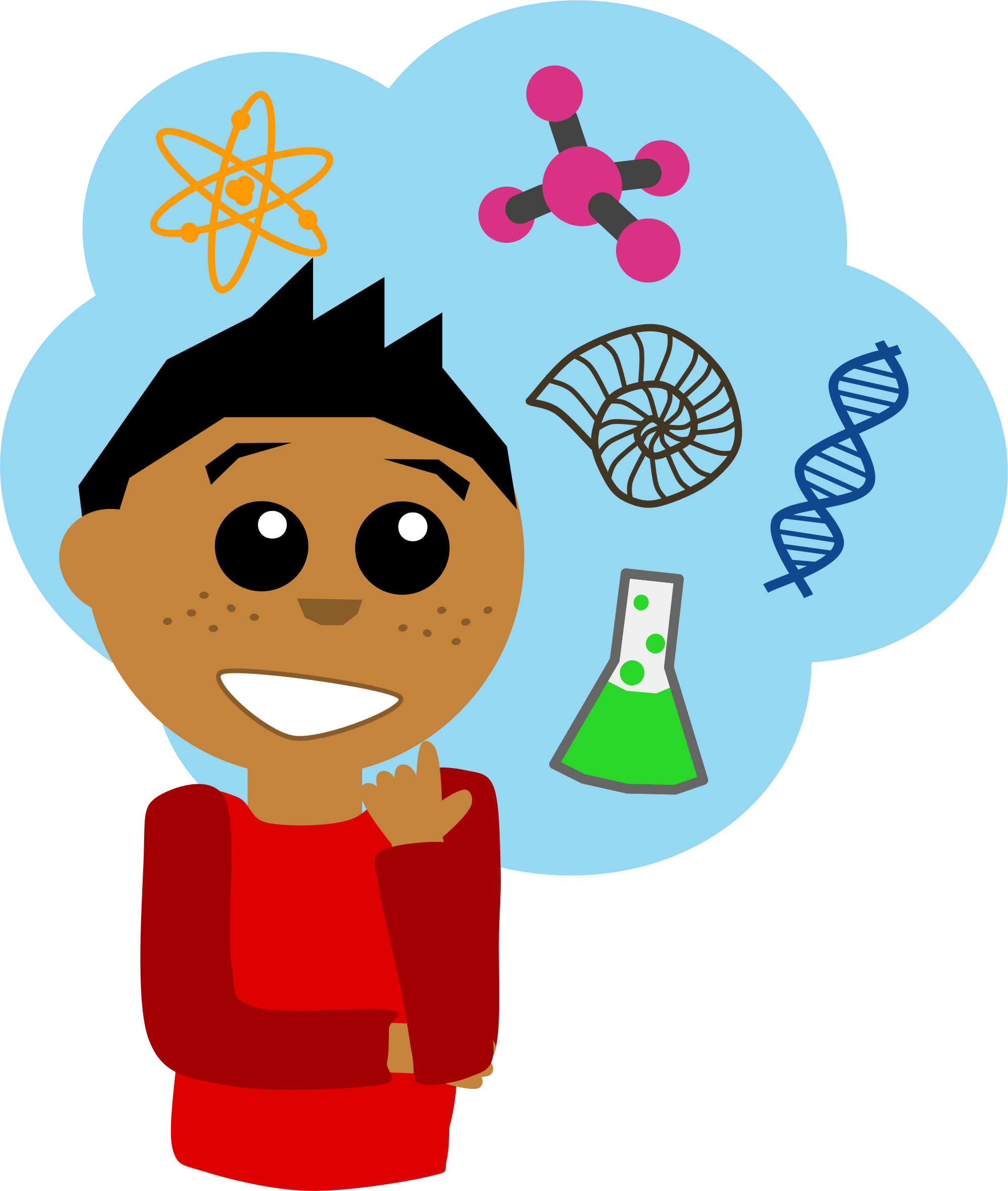 Science clipart science cartoon Page Science result Hill for