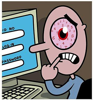 Human clipart password Default of being Your vulnerability
