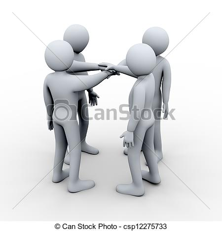 Human clipart person holding hand #7