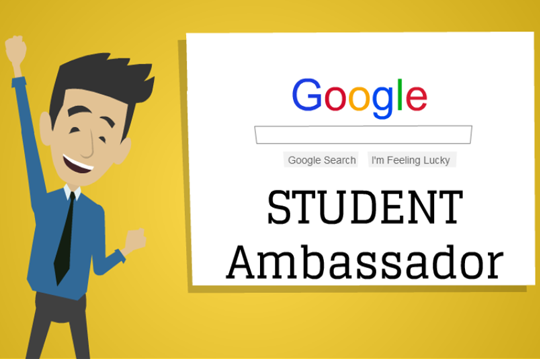 Human clipart student ambassador A  Your How My