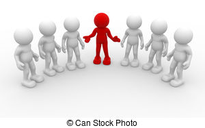 Crowd clipart leadership People royalty  772