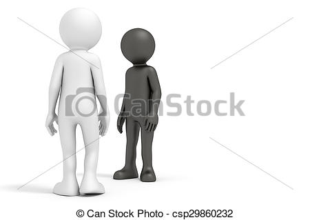 Human clipart two person #7