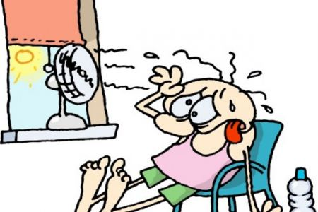 Warmth clipart hot weather Mfs Weather Southern Hot Can