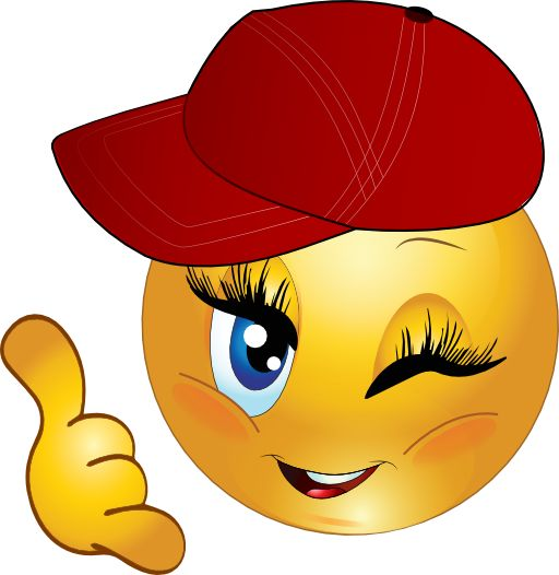 Chick clipart emoticon Girl Funny Call more this