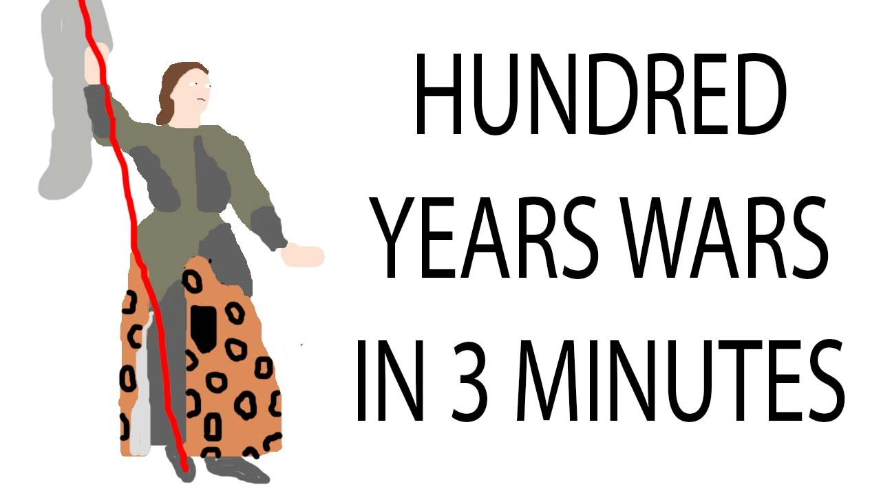 Hundred Years War clipart #10