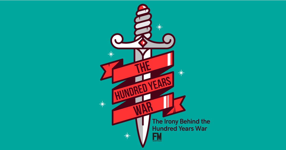 Hundred Years War clipart #3