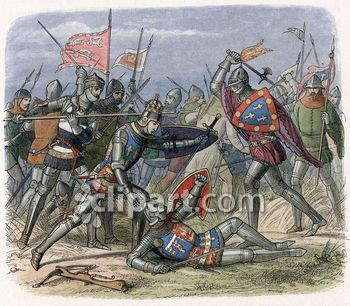 Hundred Years War clipart #13
