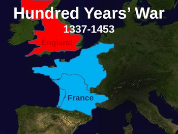Hundred Years War clipart #2
