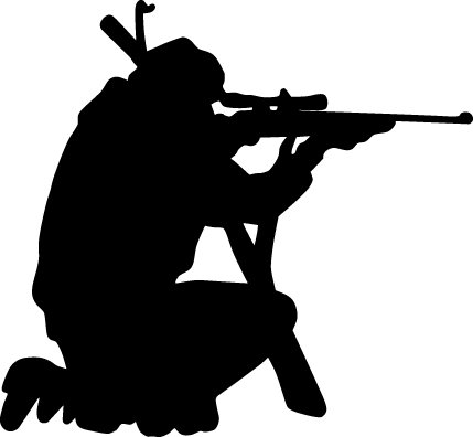 Sniper clipart hunting rifle Clipart Clipart hunting%20clipart Images Free