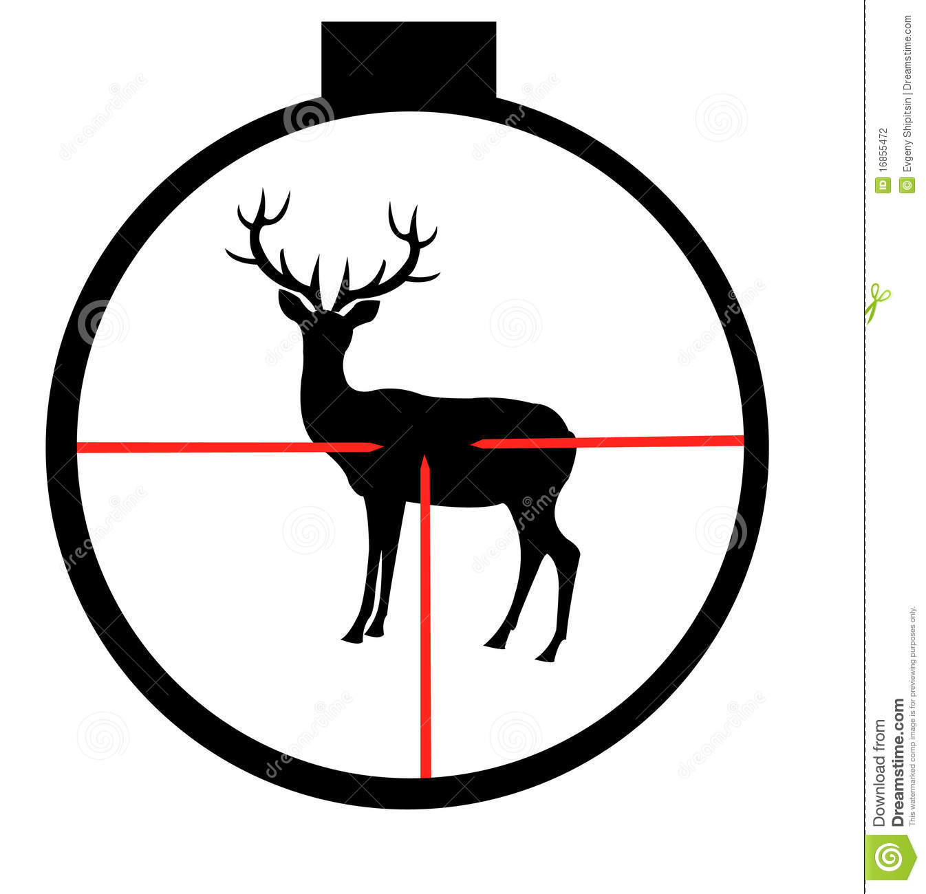 Buck clipart hunting The Hunt Download clipart The