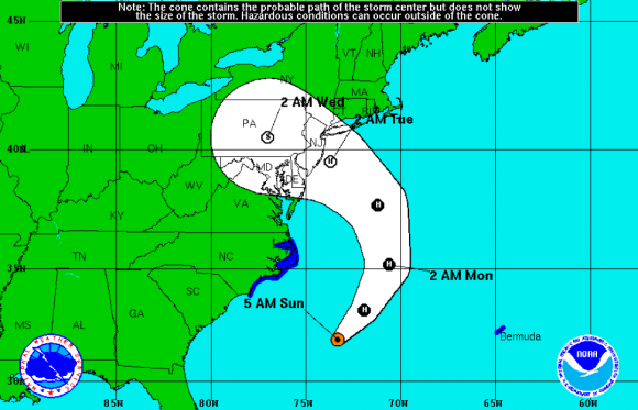 Hurricane Sandy clipart To hard it left: Cyclone