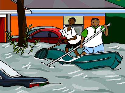 Hurricane Sandy clipart BrainPOP school Educators hurricane hurricane