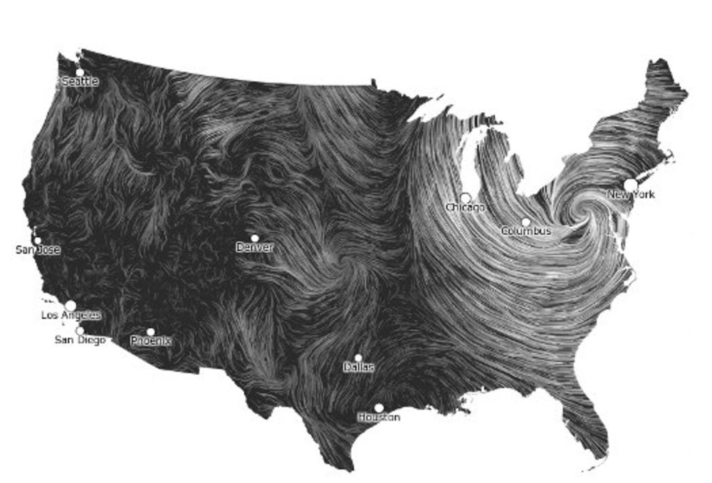Hurricane Sandy clipart Map In Real Infographic: Real