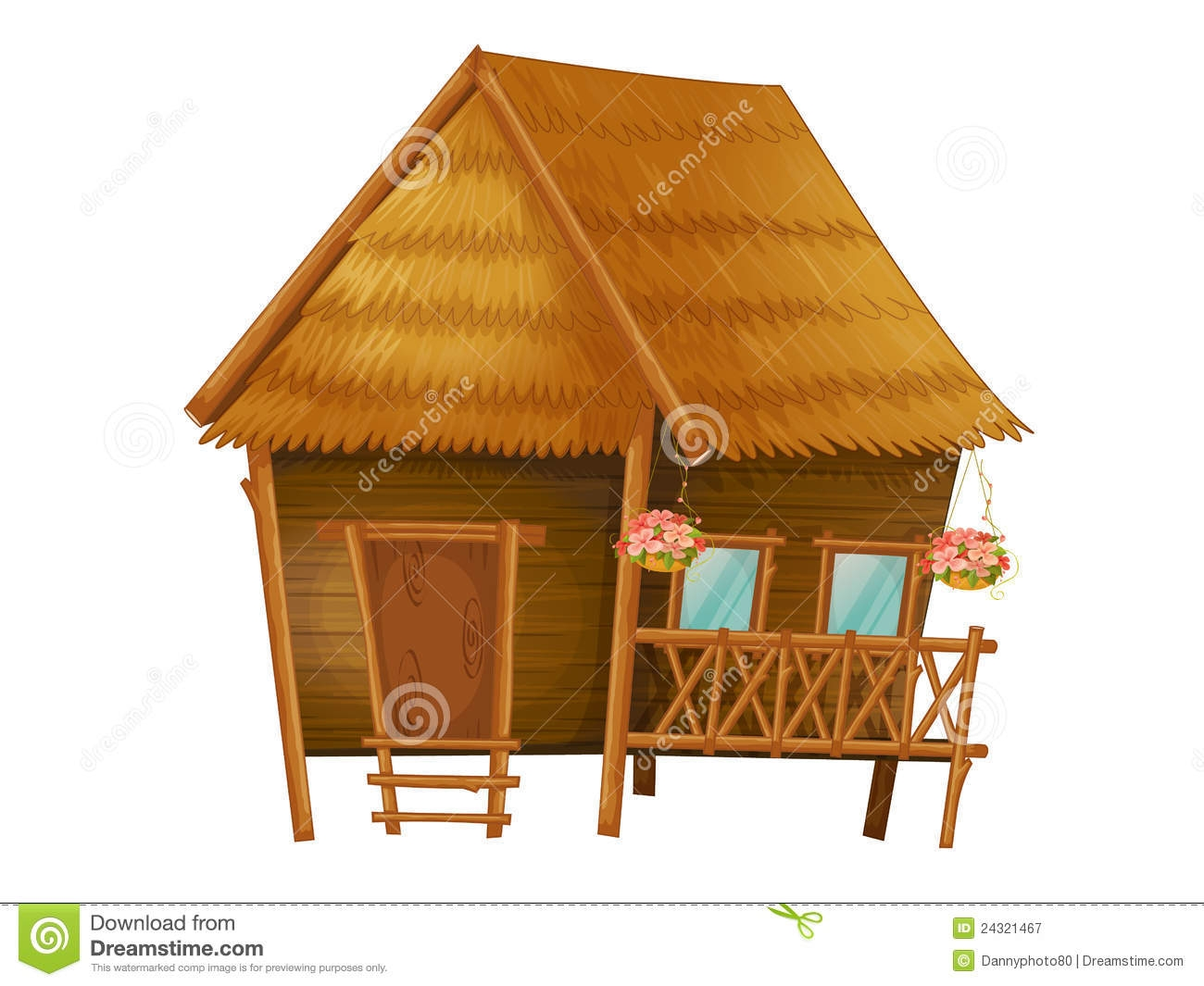 Hut clipart Collection Nipa House clipartsgram nipa