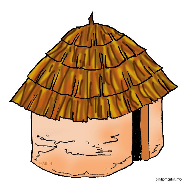 Native American clipart indian hut Phillip POWER by Architecture BIBLE