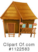 Cottage clipart bamboo hut Clipart (RF) Illustrations 20 Clipart