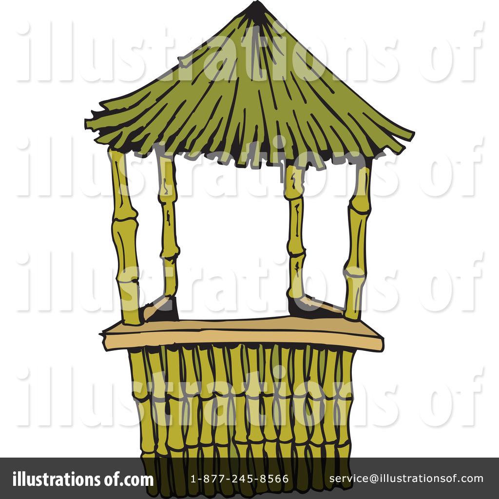 Hut clipart beach shack #3