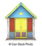 Hut clipart beach shack #8