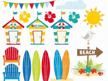 Hut clipart beach shack #6