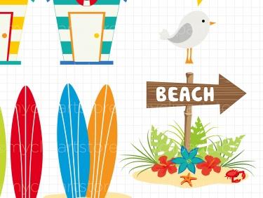 Hut clipart beach shack #11