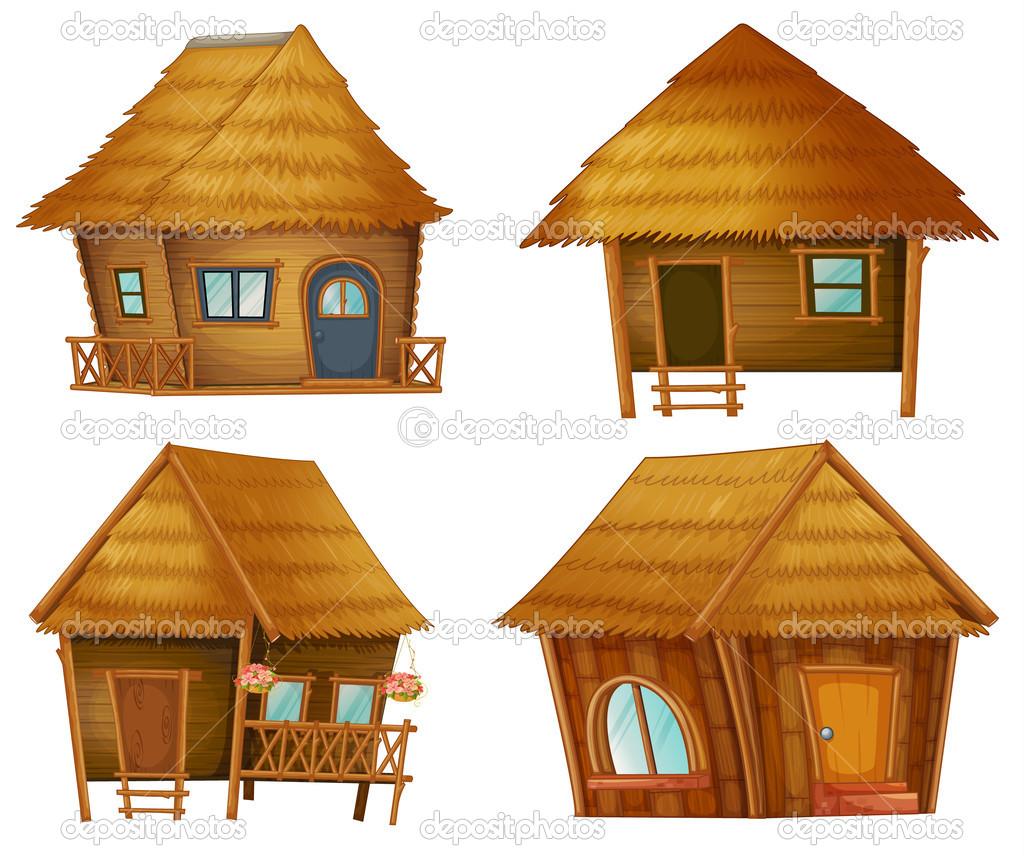 Hut clipart cabana Clipart S cps De De