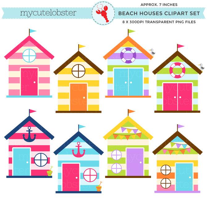 Hut clipart cabana Beach Clipart clip house (8+)