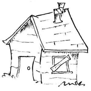 Shack clipart old shack Clip Art Art Shack Clip