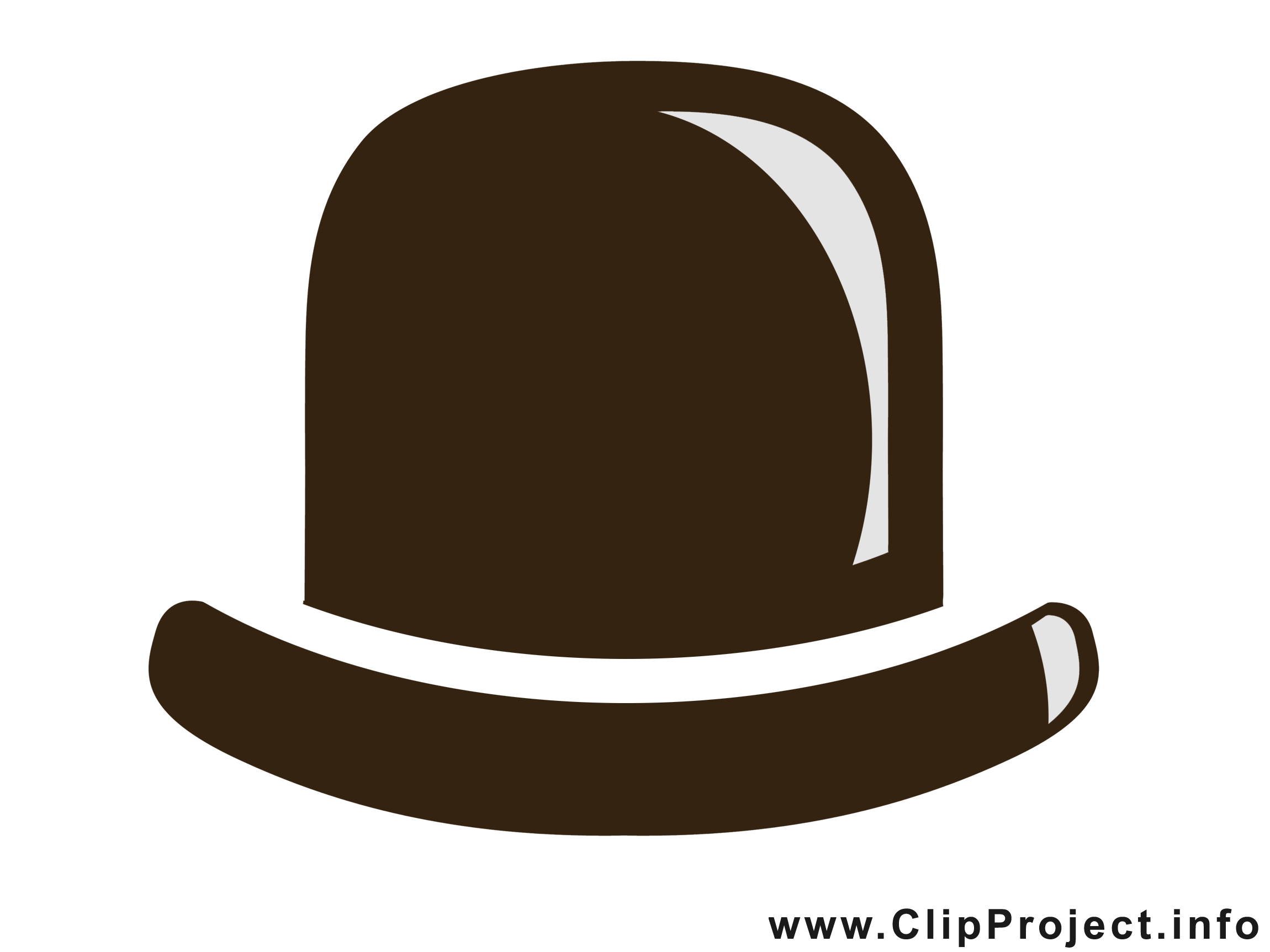 Hut clipart derby hat #11