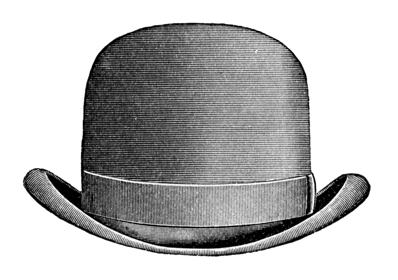 Hut clipart derby hat #12