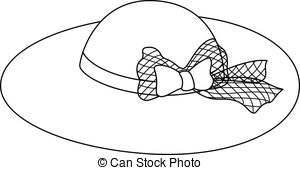 Hut clipart derby hat #8