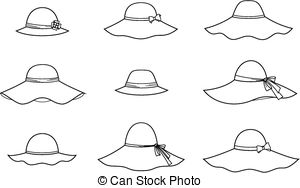 Hut clipart derby hat #1