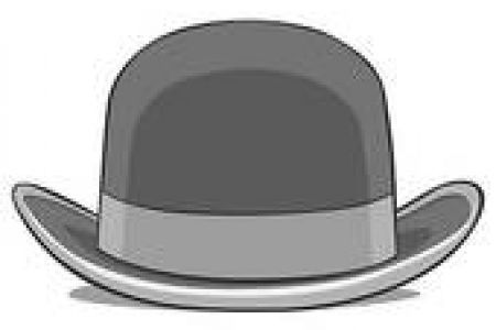 Hut clipart derby hat #3