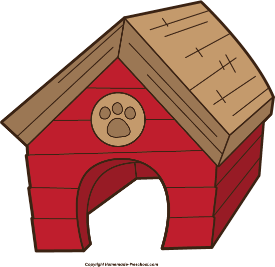 Hut clipart dog Free Image Dog to Clipart