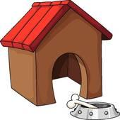 Hut clipart dog  clipart Clipart clipart love