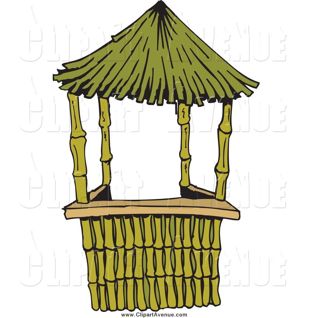 Hut clipart grass hut Clip Clipart Art – Clip