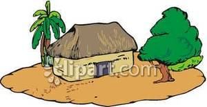 Hut clipart grass hut Picture Sand Clipart In Free