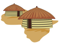 Hut clipart inside Kb hut for From: 77