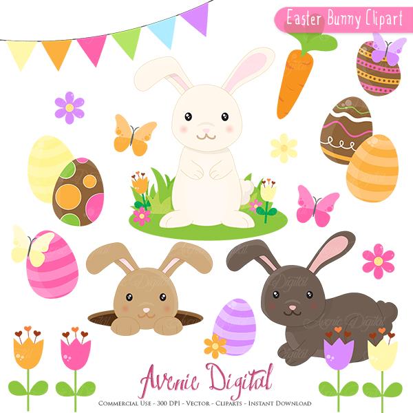Adorable clipart cute spring Printables Easter clip clip Cute