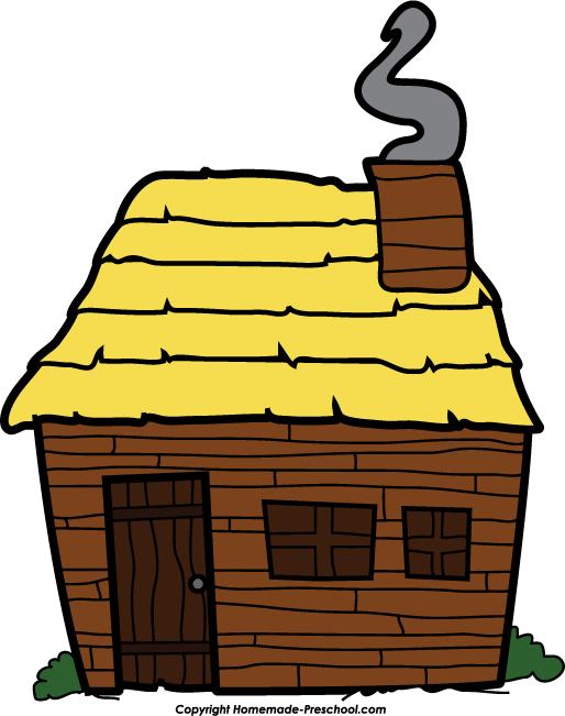 Pilgrim clipart homes #1