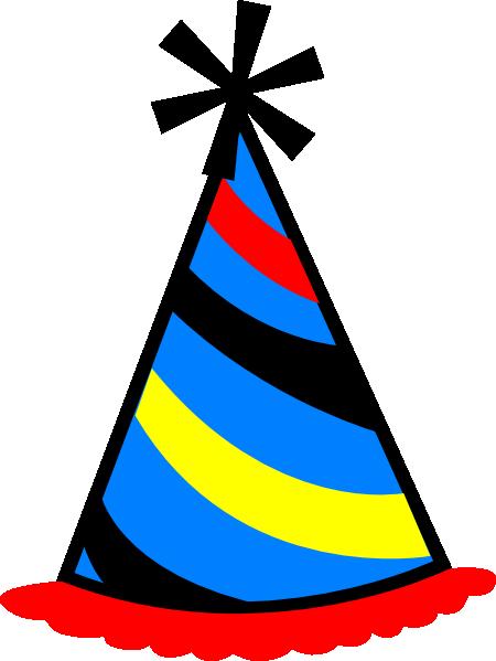 Celebration clipart cap Background  Panda Hat Clipart