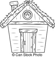 Old House clipart straw hut #5