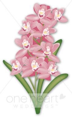 Hyacinth clipart Wedding Flower Hyacinth Clipart Clipart
