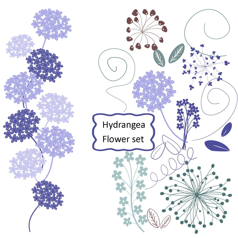 Hydrangea clipart Hydrangea Download Clipart Clipart Hydrangea