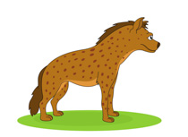 Hyena clipart 95 Clipart Illustrations Free Pictures