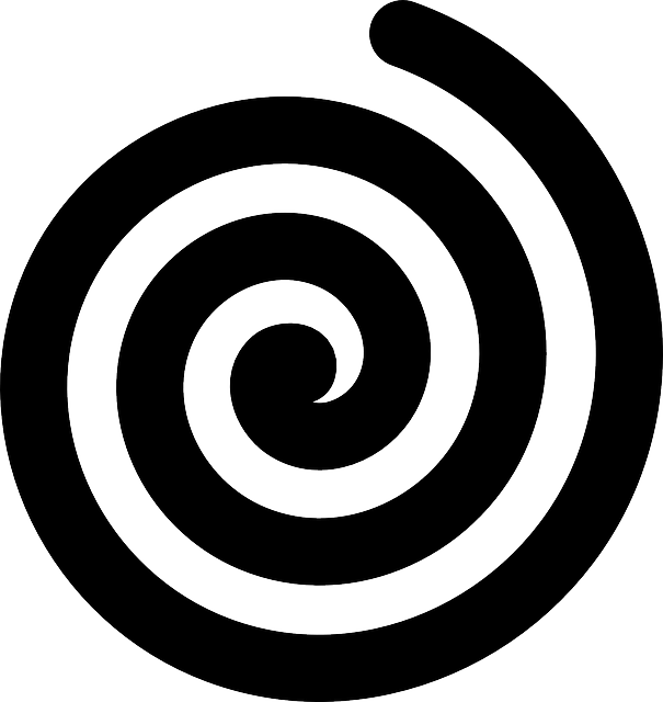 Spiral clipart dizzy Svg drawings svg #11 Hypnotic