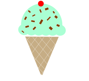 Ice Cream clipart top Clipartfest 3 clipart cream –