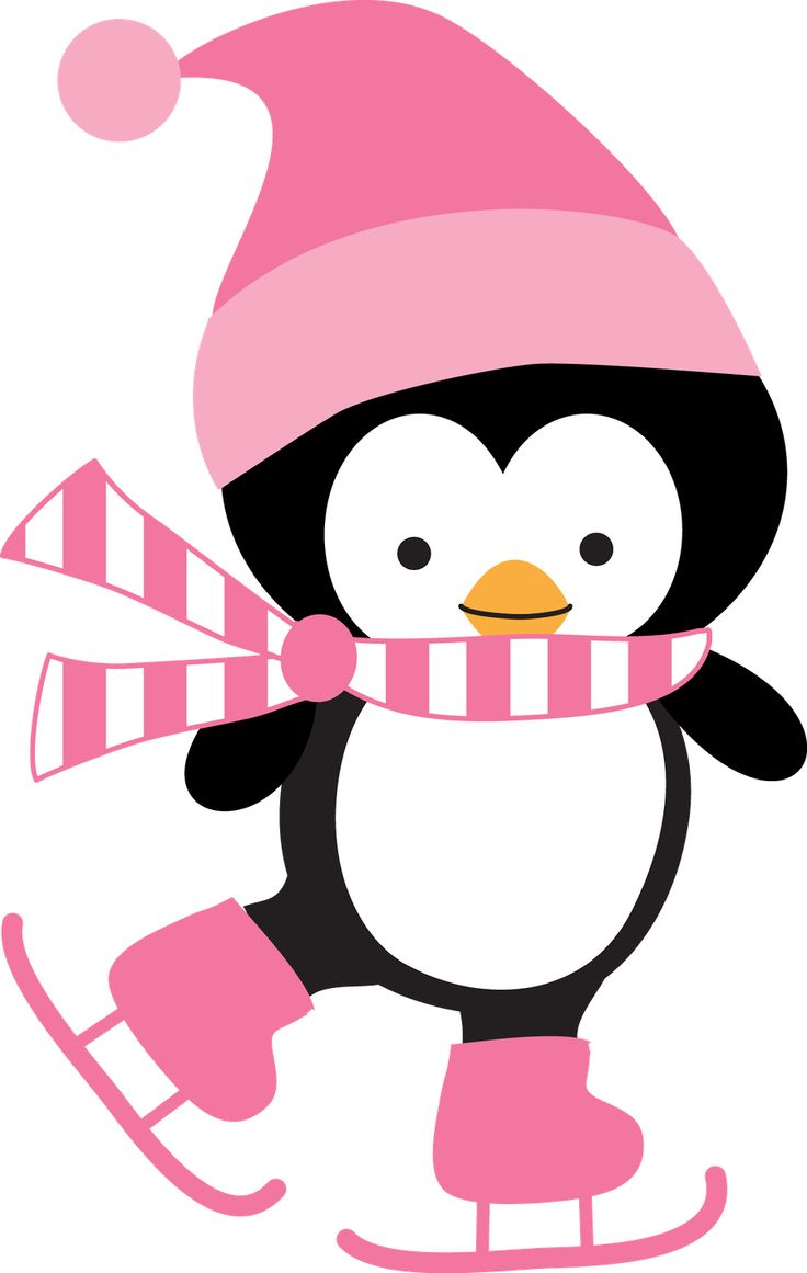 Animal clipart ice skating Best on and this on