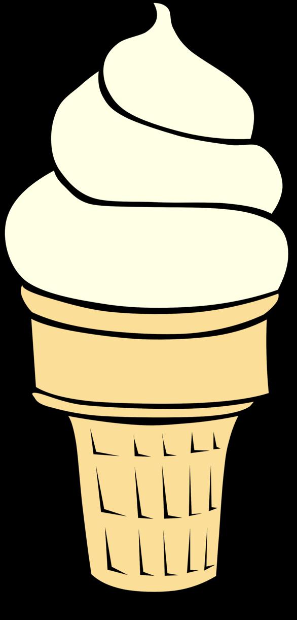Cone clipart icecream Free A Clip Ice Picture