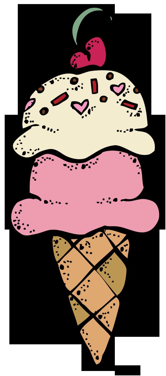 Ice Cream clipart  image cone cone cream