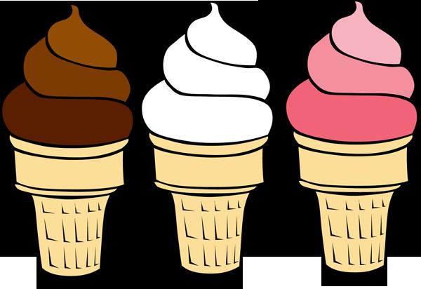 Cone clipart icecream Free Art Clipart Cream Clipart